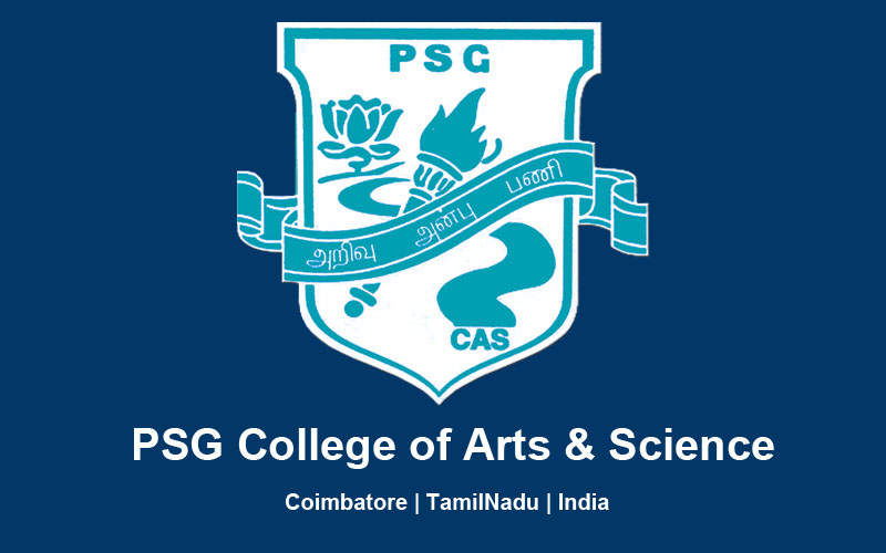 Clients | PSG College of Arts & Science | Every Web Works