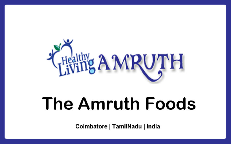 Clients | The Amruth Foods | Every Web Works